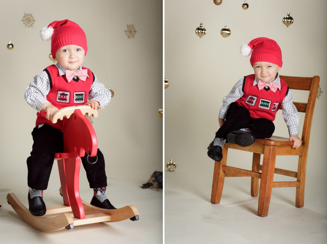 Christmas Photos Photography Berks County PA Baby Children