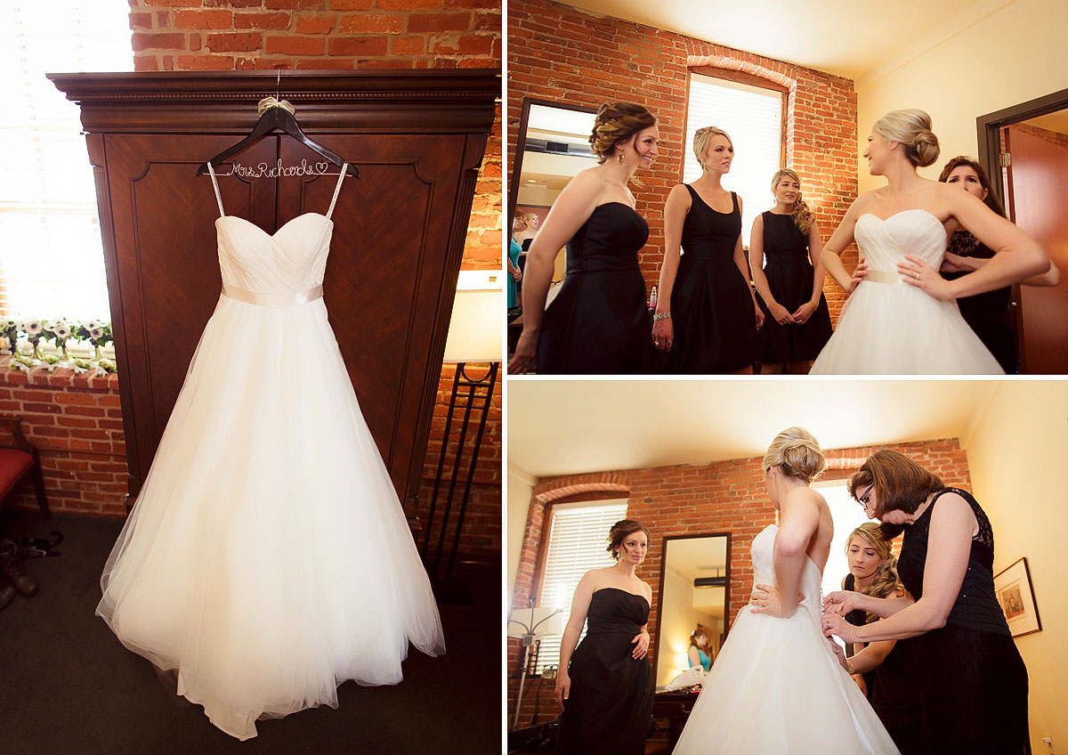 Cork Factory Hotel Wedding In Lancaster PA