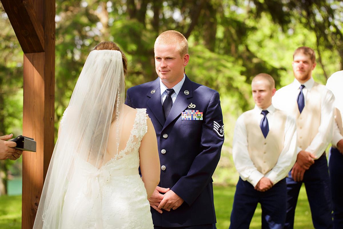 Outdoor Wedding Location Berks County | Willow Springs Estates