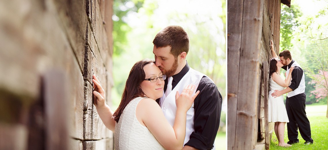 Stone Mill Inn Anniversary Photo Session