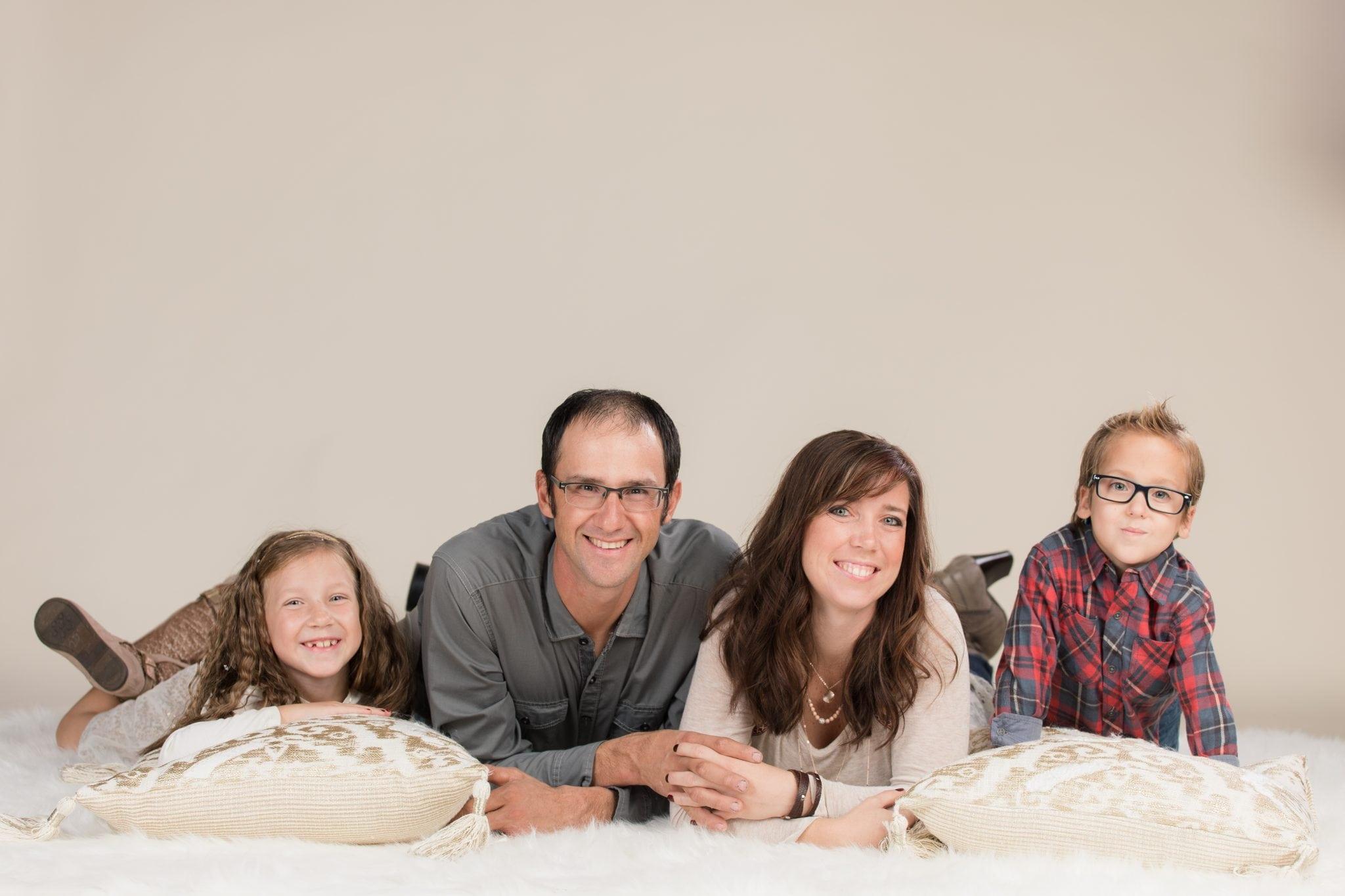 Family Photographer Berks County PA Studio