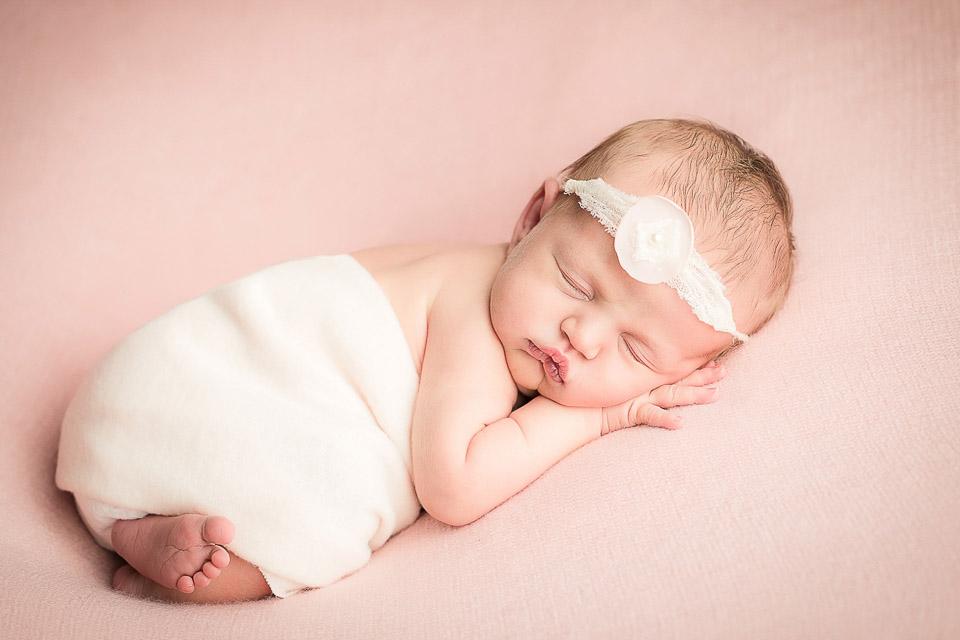 Newborn Photos | Darnell Family Introduces Third Baby Girl!