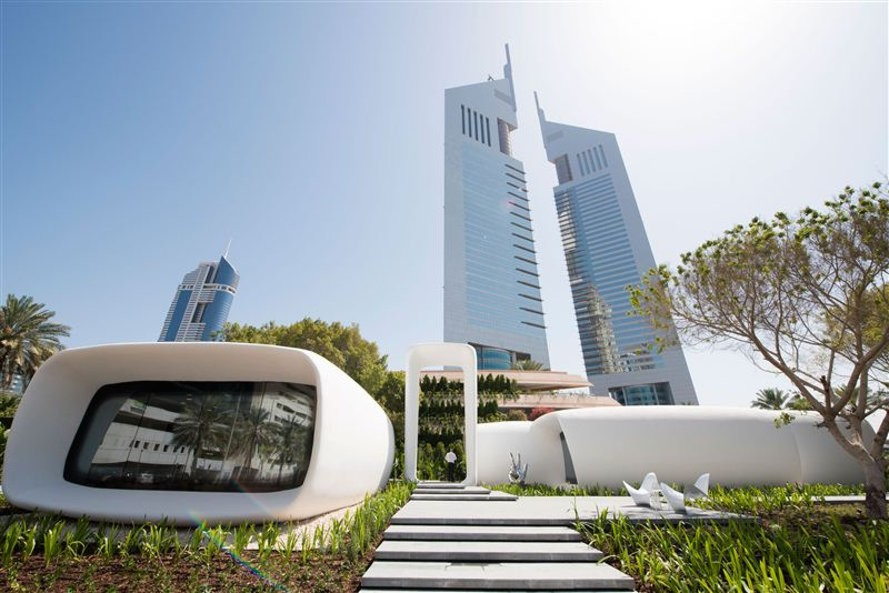 """Office of the Future"" - Dubaï"