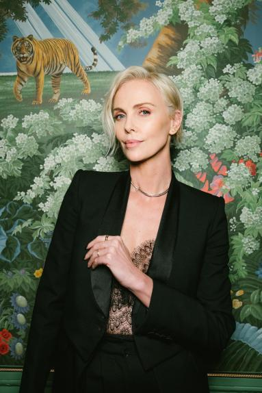 charlize-theron-bafta-after-party