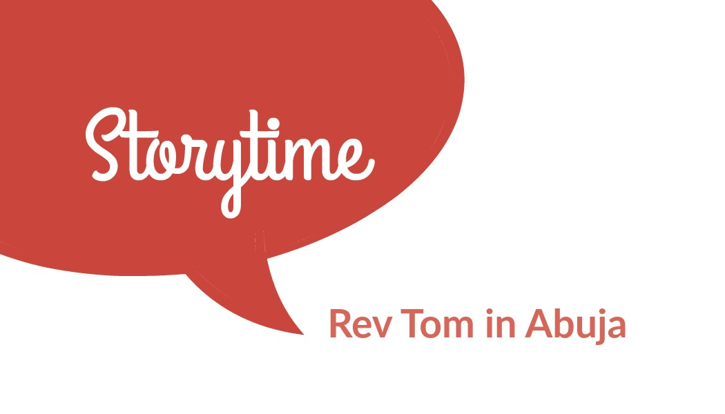 A face-to-face meeting | Rev Tom in Abuja