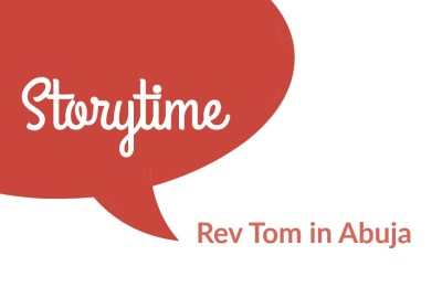 Rev Tom in Abuja