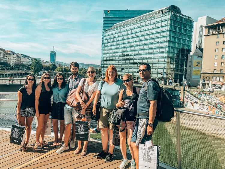 A-Rosa Blogger Crew