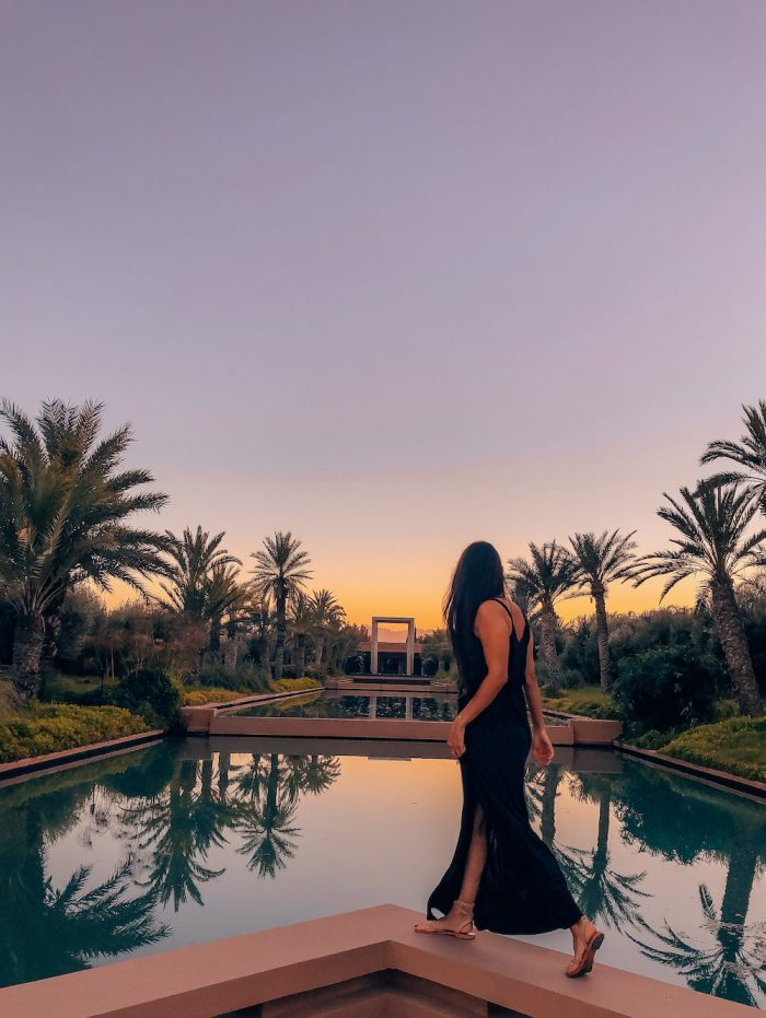 Mandarin Oriental Sunset Atlas Mountains