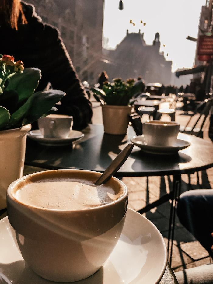 Amsterdam Coffee Break