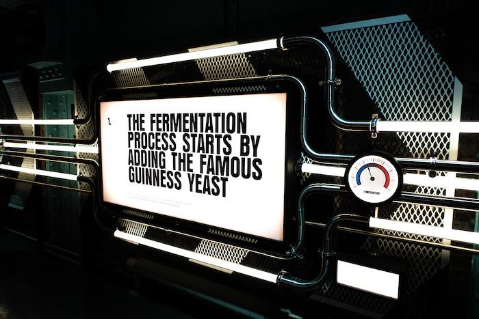 Home of Guinness fermentation