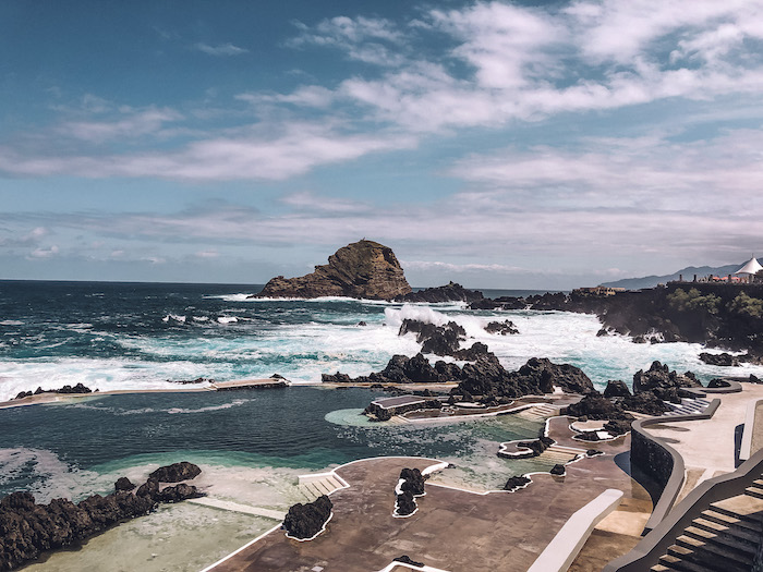 Lavapool Porto Moniz Madeira