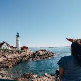 Leuchtturm Portland Maine