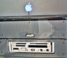 MAC - PC Front Panel Optical Drive and Card Reader