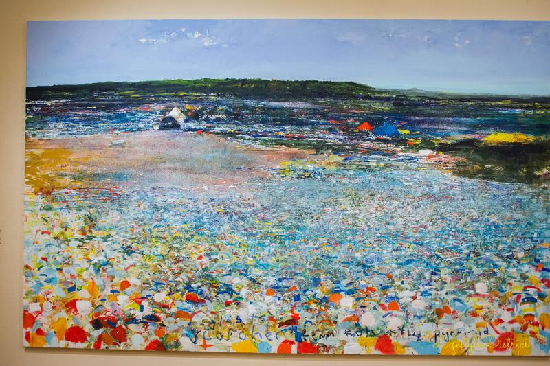 REVIEW: Kurt Jackson at The Victoria Gallery Bath