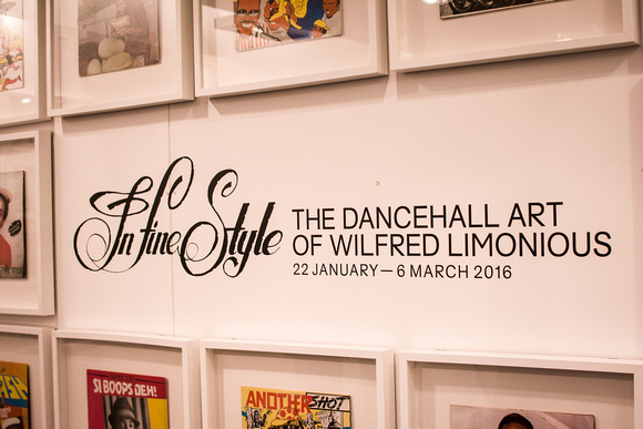 REVIEW: In Fine Style : The dancehall art of Wilfred Limonious