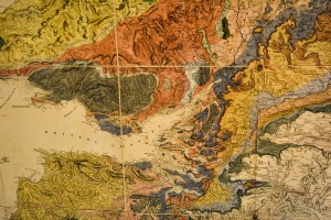 The Remarkable Maps of William Smith, National Museum, Cardiff