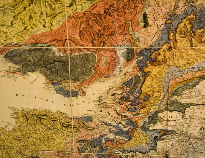 REVIEW: The remarkable maps of William Smith, National Museum, Cardiff