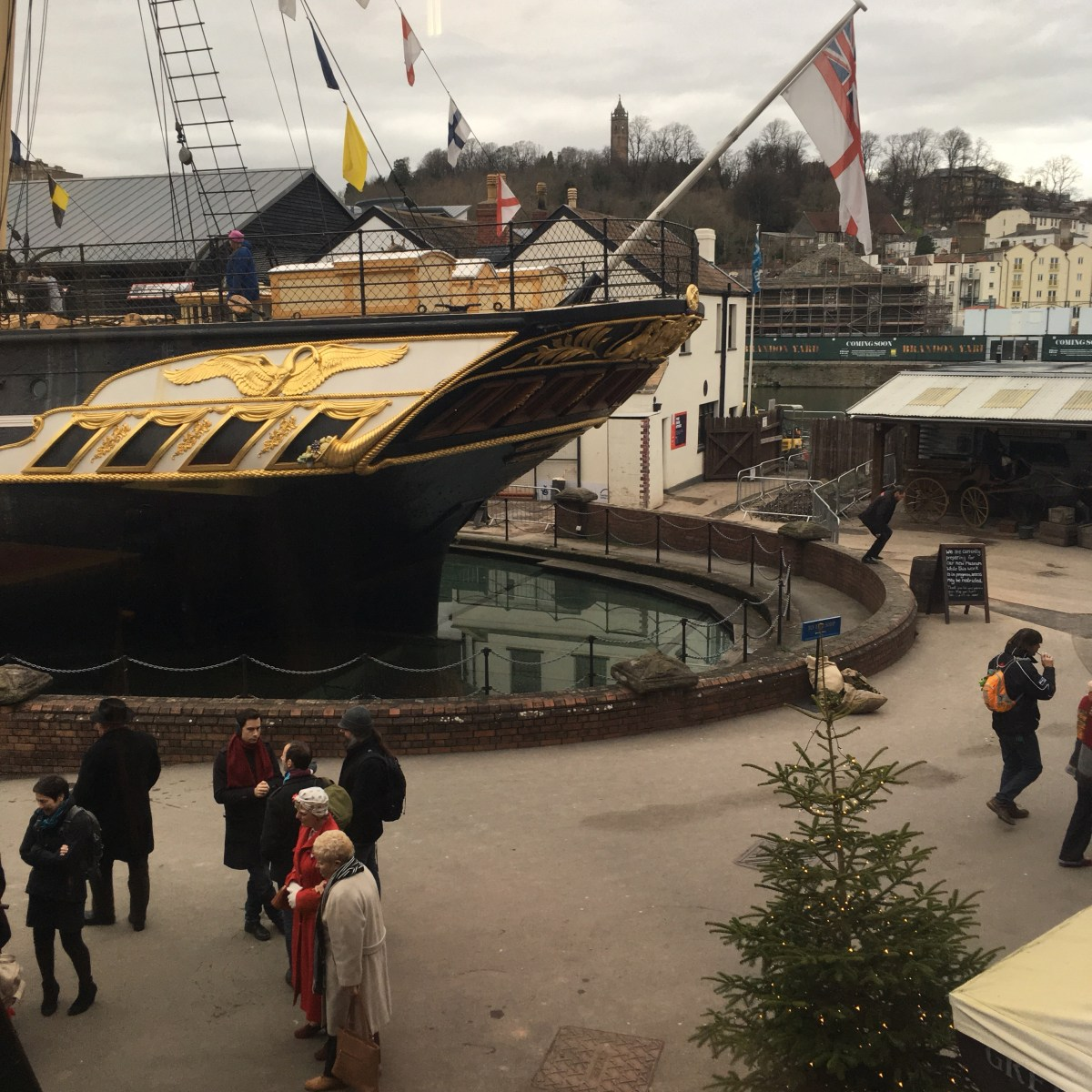 Victorian Christmas SS Great Britain