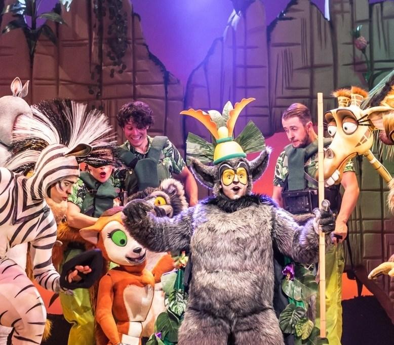Review: Madagascar The Musical at Bristol Hippodrome