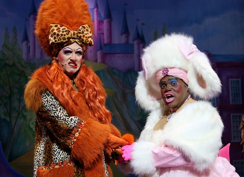 Cinderella at Bristol Hippodrome