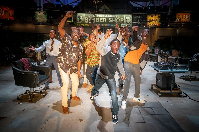 Review: Barber Shop Chronicles at Bristol Old Vic
