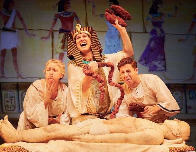 Review: Horrible Histories (Awful Egyptians) at Bristol Old Vic