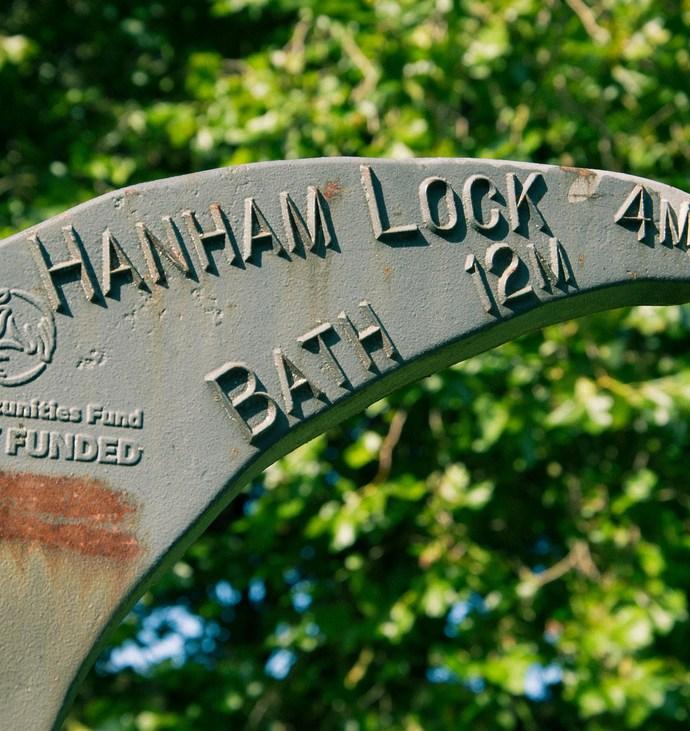 Postcard from Hanham