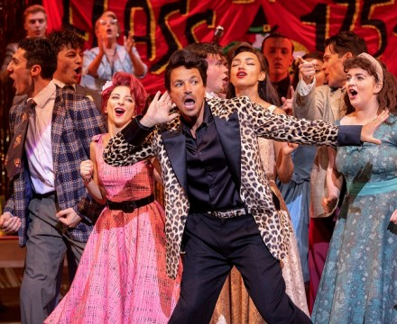 Review: Grease at Bristol Hippodrome