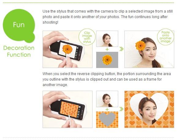Casio EX-TR150 Freestyle Digital Camera