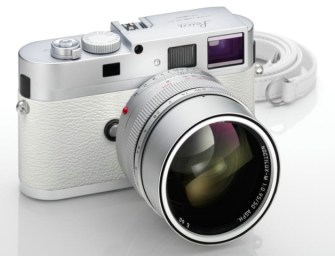 Leica M9-P White, only 50 to be released