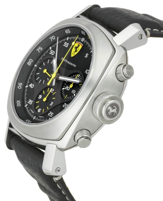 Panerai Men's FER00010 Ferrari Scuderia Rattrapante Chronograph Watch
