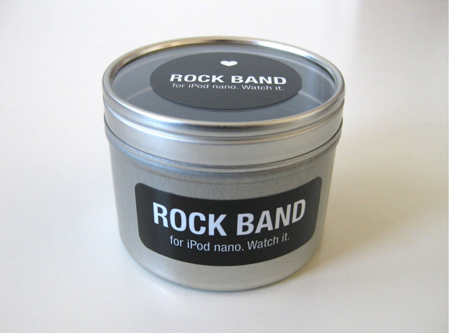 iLoveHandles Rock Band for iPod Nano