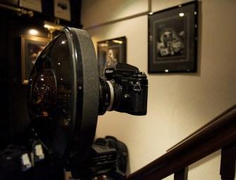 6mm f/2.8 Fisheye-Nikkor For Nikon