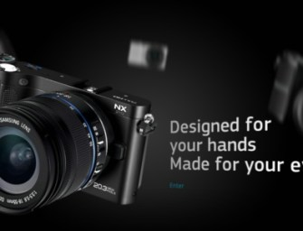 Samsung NX20, NX210 and NX1000 official