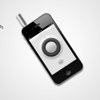 Smart Dot Laser Pointer by Tangram