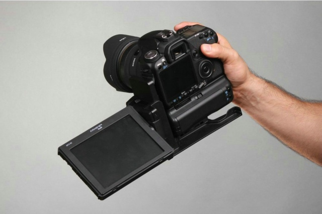 Swivi External HDI Swivel Monitor for Digital Camera