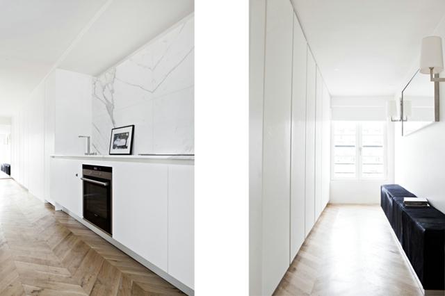 Appartement poissoniere