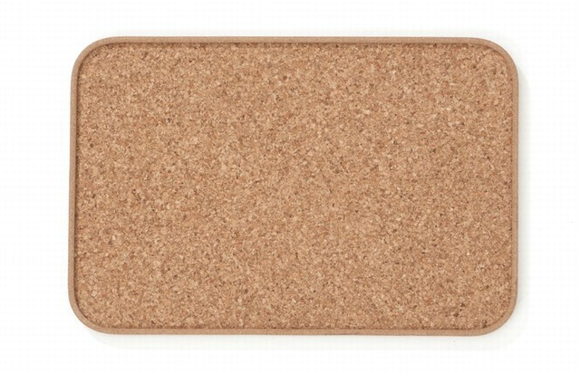 Scan Trends Large Cork Tray