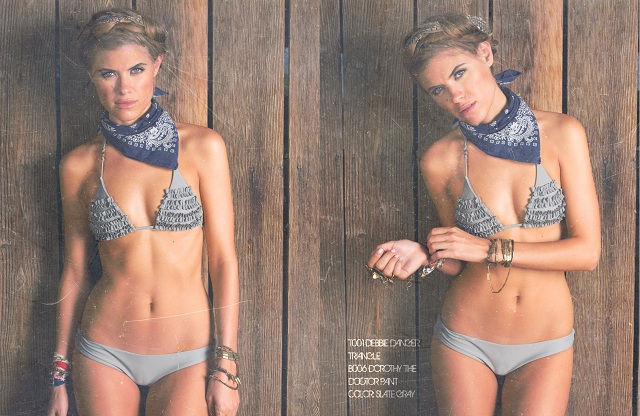 Boys and Arrows Bikini Lookbook 2012
