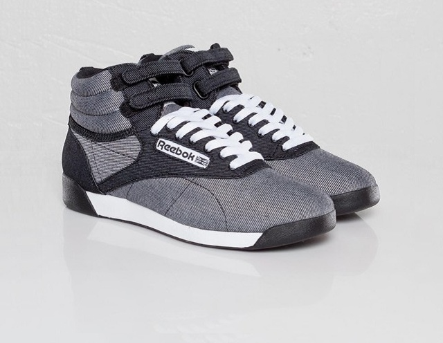 Cheap Monday Reebok Freestyle Hi