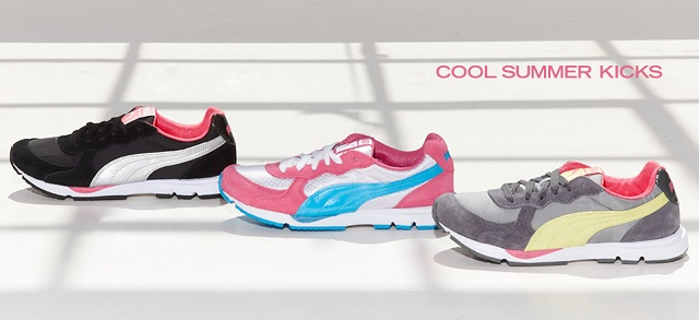 Cool Summer Kicks at MYHABIT