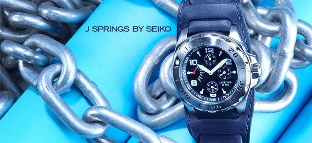 J Springs By Seiko at MYHABIT