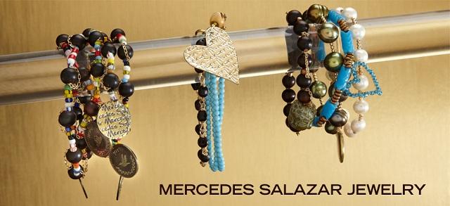 Mercedes Salazar Jewelry at MYHABIT