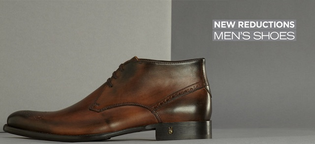 New Reductions Men's Shoes at MYHABIT