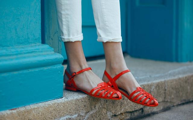 Marais USA Woven Sandal