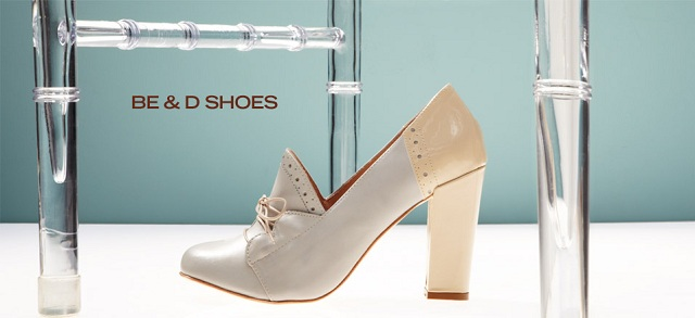 Be & D Shoes at MYHABIT