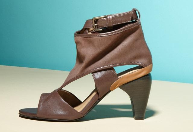 Farylrobin Sara Cutout Sandal Bootie