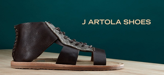 J Artola Shoes at MYHABIT