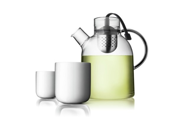 Kettle Teapot by Menu