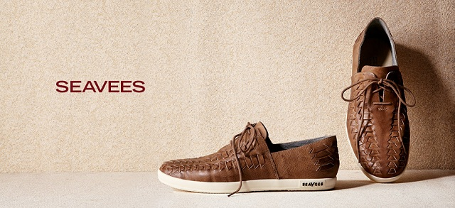 SeaVees men's shoes at MYHABIT